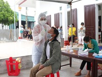 Nam Dinh deals with new outbreak