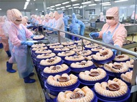 Processing industry makes up over 86 percent of total export revenue in nine months
