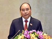 President calls for enhancement of labour skills
