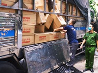 Measures sought to fight against smuggling and trade fraud