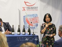 Vietnamese agricultural products introduced in Italy