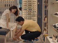 Hướng dương ngược nắng: Thuở đầu yêu đương đầy ngọt ngào và lãng mạn của Châu và Kiên