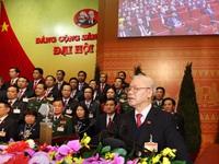 Tổng Bí thư, Chủ tịch nước: Tập thể Ban Chấp hành Trung ương Đảng khóa XIII hứa sẽ hết sức cố gắng, vượt qua mọi khó khăn