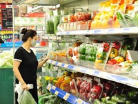 HCM City: Consumer prices see slight rise after Tet holiday