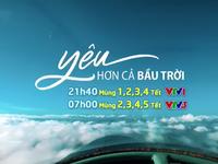 'Yêu hơn cả bầu trời' tung trailer, Bình An - Thanh Sơn đối đầu kịch liệt