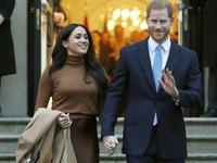 Hoàng gia Anh tước bỏ mọi tước vị của vợ chồng Hoàng tử Harry