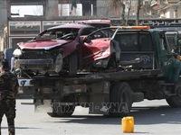 Nổ bom liên tiếp ở thủ đô Afghanistan
