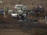 Rơi máy bay quân sự ở Nigeria, 7 quân nhân thiệt mạng