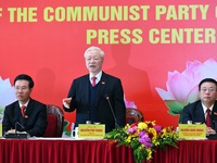 13th National Party Congress a complete success: top leader
