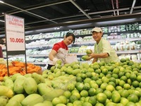 Vietnam's retail sales, service revenue grows 6.4% in first month of 2021