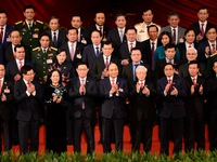 13th National Party Congress adopts resolution