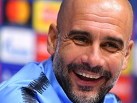 Pep Guardiola nói gì sau thành tích 20 trận thắng liên tiếp với Man City?