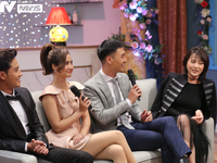 Gặp gỡ diễn viên truyền hình 2021: Hồng Đăng, Mạnh Trường hay Việt Anh không ngại 'bóc mẽ' nhau
