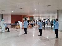 TP Hồ Chí Minh phát hiện 4 ca nghi nhiễm COVID-19 mới ở sân bay Tân Sơn Nhất
