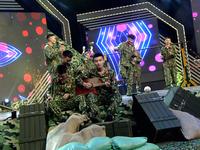 Nhiều tiết mục âm nhạc đặc sắc trong 'Chúng tôi chiến sĩ' Tết Tân Sửu