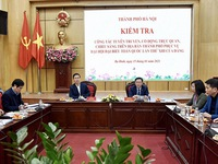 Preparations for 13th Party Congress inspected