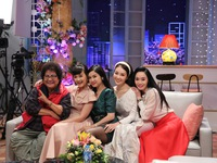Gặp gỡ diễn viên truyền hình 2021: NS Vân Dung đối mặt với NSND Thu Hà, diễn lại cảnh quay trong 'Hướng dương ngược nắng'
