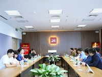The electronic newspaper VTV News signed a MoU with Seefahrer Co., Ltd