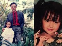 Thu Quỳnh khoe ảnh bố thời trẻ, ai cũng xuýt xoa vì độ đẹp trai