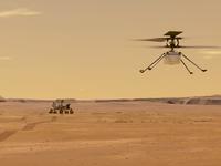 Qualcomm hợp tác với NASA phát triển trực thăng Sao Hỏa