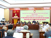 17 Politburo members to stand in upcoming National Assembly election