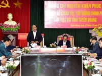 Tuyen Quang advised to pay greater attention to forest economy