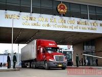 Import-export revenue soars sharply during Tet