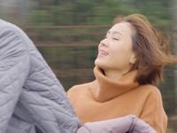 Châu (Hồng Diễm) từng khóc trên ô tô vì Kiên (Hồng Đăng), giờ cười khi ngồi xe đạp với Phúc (Quốc Đam)