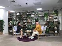 Giao lưu trực tuyến với diễn viên Lương Thu Trang - vai Minh trong Hướng dương ngược nắng
