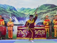 Vietnamese martial arts seek UNESCO title