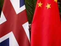 """Trung Quốc ra tuyên bố trừng phạt các tổ chức và cá nhân của Anh vì """"dối trá và tung tin giả"""""""