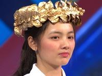 Nữ sinh giành vòng nguyệt Olympia 'gây sốt' vì quá xinh, nhiều tài lẻ
