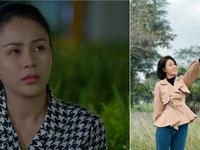Mệt mỏi chẳng kém gì Châu (Hồng Diễm), Minh (Lương Thu Trang) 'xin' một ngày để yêu thương