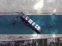 Sự cố tại kênh đào Suez  phơi bày điểm yếu của hệ thống thương mại toàn cầu