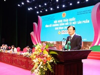 Vietnam has 4,469 OCOP products rated at three stars