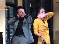 Hướng dương ngược nắng: Hồng Đăng choáng 'nặng' sau cảnh bị Lương Thu Trang tát