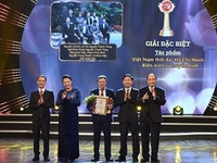 65 prizes to be presented at National Press Awards on Party Building 2021