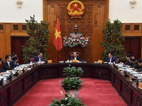 Cabinet members discuss urban administration models in Ho Chi Minh City, Da Nang