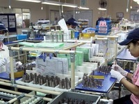 Ho Chi Minh City: US$224.61 million committed to industrial parks in Q1