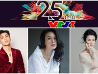 VTV3 birthday party brings together Vietnamese show business stars