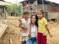 Đỗ Thị Hà bắt đầu hành trình nhân ái đến Hoa hậu Thế giới 2021