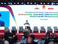 """""""Khu vực FDI tiếp tục là động lực quan trọng, góp phần hiện thực hóa khát vọng của Việt Nam"""""""