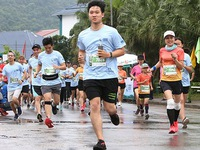 1,800 athletes join Quang Binh Discovery Marathon