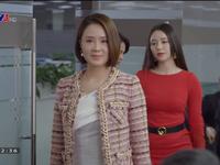 Hướng dương ngược nắng - Tập 50: Châu (Hồng Diễm) kiêu hãnh và xinh đẹp trở lại Cao Dược đúng lúc không ai ngờ nhất