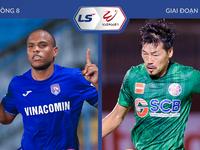 [KT] Than Quảng Ninh 1-0 CLB Sài Gòn: Thắng trận thứ 3 liên tiếp, Than QN giành ngôi đầu bảng!