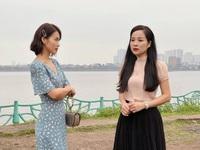 'Vàng anh' Minh Hương bất ngờ trở lại đối đầu với Khả Ngân