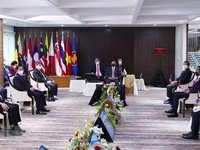 ASEAN Leaders' Meeting issues Chairman's Statement