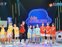AloEnglish: English playground for elementary school students returns  on VTV7