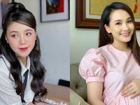 Dàn diễn viên Việt tuần qua: Quỳnh Kool hóa nữ sinh, Bảo Thanh hạ sinh con gái