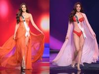 Khanh Van clinches Top 21 finish at Miss Universe 2020